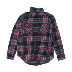 Polo Ralph Lauren Plaid Shirt Red 4 / 4T